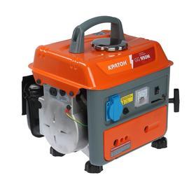 Генератор бензиновый 'Кратон' GG-950M, 2Т, 700 Вт, 3600 об/мин, 220/12 В, ручной старт Ош