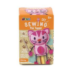 Набор для шитья, насадка на карандаш «Котенок»