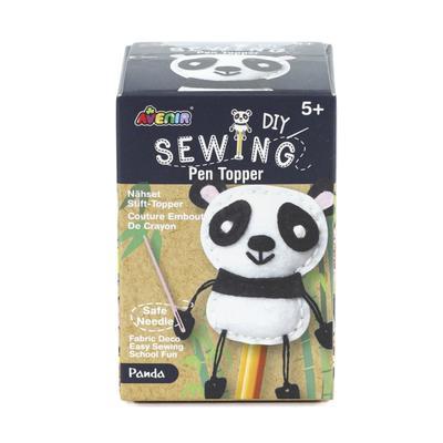 Набор для шитья, насадка на карандаш «Панда» - Фото 1