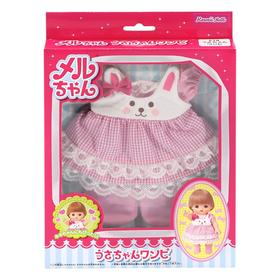 Комплект одежды «Зайка» для куклы Мелл.