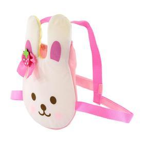 Рюкзак-переноска «Зайка» для куклы Мелл