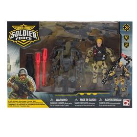 Игровой набор «Солдат с Боевым экзокостюмом»