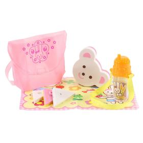 Набор для пикника для куклы Мелл