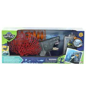 Игровой набор «Атака акулы»
