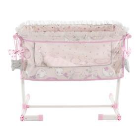 Кроватка для куклы серии Мария с опускающимся бортиком, 50 см