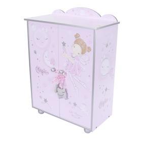 Гардеробный шкаф для куклы серии Мария, 54 см