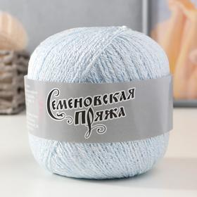 Пряжа Snezhana (Снежана) вискоза 80%,акрил 20% 325м/100гр цв.св.гол.+В2 (7874)