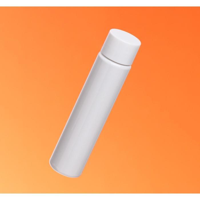 """Бутылка с крышкой """"Косметик, белая"""", 0,05 л, 410 мм"""