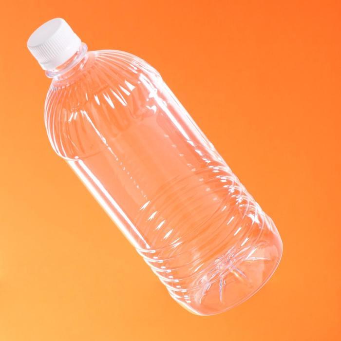 """Бутылка с крышкой """"Купол"""", 1,0 л, 28 мм"""