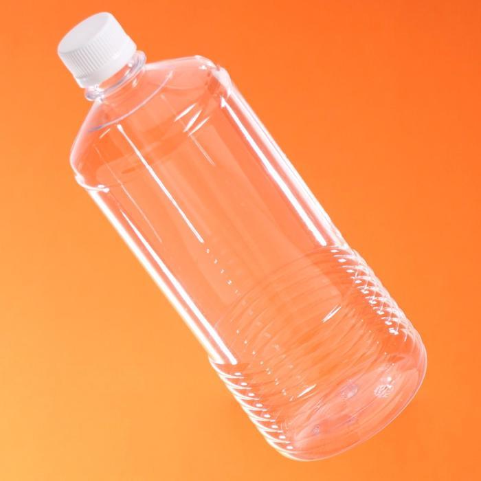 """Бутылка с крышкой """"Техническая жидкость"""", 1,0 л, 28 мм"""