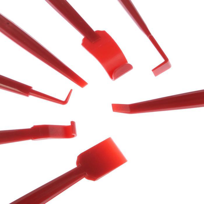 Набор инструмента по пластику, 7 предметов