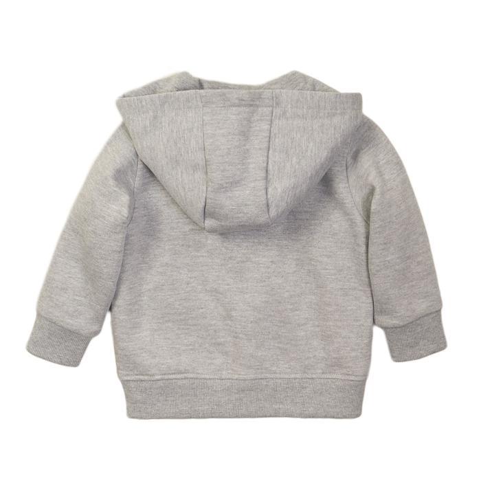 Кофта для мальчика, размер 9-10 лет, цвет серый