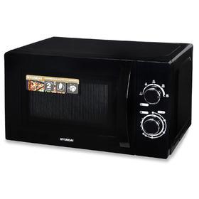 Микроволновая печь Hyundai HYM-M2063, 700 Вт, 20 л, чёрная