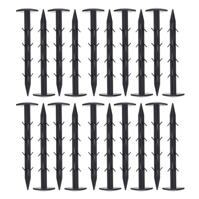 Гвоздь для зажима укрывного материала, h=15 см, набор 20 шт