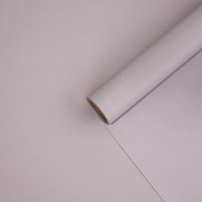 Матовая пленка Серый 0,5x8 м 55мкм