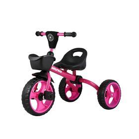 Велосипед Maxiscoo Dolphin, цвет розовый