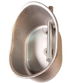 Поилка ниппельная с чашей L, для молодняка и откормочных свиней 1/2 внутренняя/верхняя подводка   70