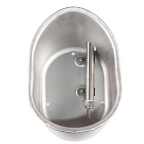 Поилка ниппельная с чашей M, для молодняка и откормочных свиней 1/2 внутренняя/верхняя подводка   70
