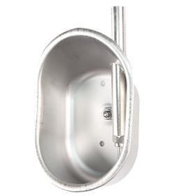 Поилка ниппельная с чашей S, для молодняка и откормочных свиней 1/2 внутренняя/верхняя подводка   70