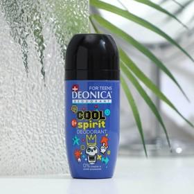 Дезодорант детский Deonica Cool Spirit, ролик, 50 мл