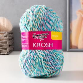 Пряжа Krosh (Крош) акрил 100% 110м/50гр цв.айсб.-мул (17179)