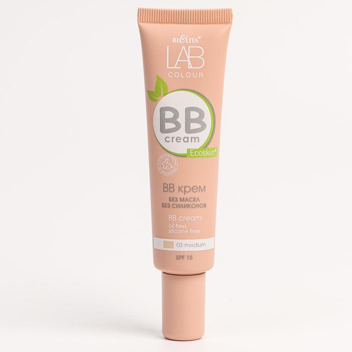 BB-крем Bielita без масел и силиконов, тон 03 medium, 30 мл