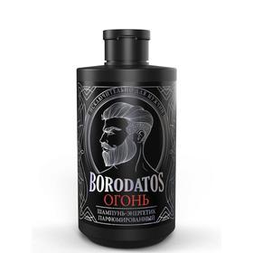 "Шампунь-энергетик Borodatos ""Огонь"", 400 мл"