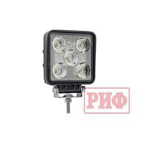 Фара светодиодная рабочего света РИФ 110 мм 15W Ош