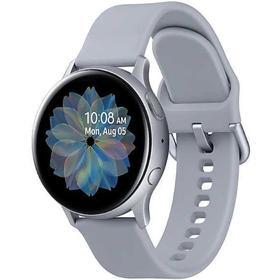 Смарт-часы Samsung Galaxy Watch Active 2 SM-R830NZSASER, 1.2', SAmoled, 40 мм, серебристые Ош