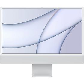 Моноблок Apple iMac 24' (MGPC3RU/A), Retina, 4.5K, M1, 8 Гб, SSD 256 Гб, серебристый Ош