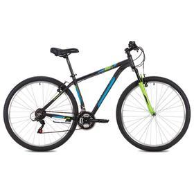 """Велосипед 26"""" Foxx Atlantic, 2021, цвет черный, размер 14"""""""
