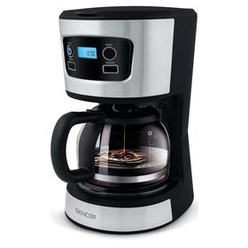 Кофеварка Sencor SCE 3700BK, капельная, 700 Вт, 0.75 л, чёрная