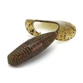 Твистер съедобный LJ pro series J.I.B tail, 5,1 см, PA03, набор 10 шт.