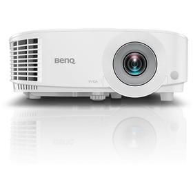 Проектор BenQ MS550, DLP, 3600лм, 800x600, 20000:1, ресурс лампы:5000ч, 2xHDMI, белый Ош