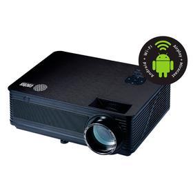 Проектор Cactus CS-PRM.05B.WXGA-A,2800лм,1280x800,2000:1,ресурс лампы:30000ч,USB,HDMI,черный   70781 Ош