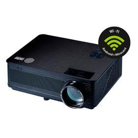 Проектор Cactus CS-PRM.05B.WXGA-W,2800лм,1280x800,2000:1,ресурс лампы:30000ч,USB,HDMI,черный   70781 Ош