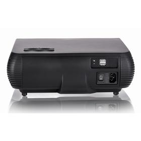 Проектор Cactus CS-PRO.02B.WXGA-W,3000лм,1280x800,2000:1,ресурс лампы:30000ч,USB,HDMI,черный   70781 Ош