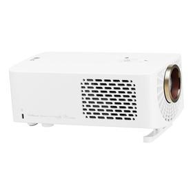 Проектор LG CineBeam HF60LSR,1400лм,1920x1080,150000:1,ресурс лампы:30000ч,USB,HDMI,белый
