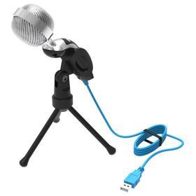 Микрофон RITMIX RDM-127, 50-16000 Гц, USB, 1.5 м, черный Ош