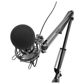 Микрофон RITMIX RDM-180, 30-16000 Гц, USB, 2.5 м, черный Ош