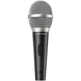Микрофон AUDIO-TECHNICA ATR1500x, 60–15000 Гц, XLR 3 pin, 5 м, черный Ош