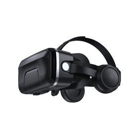 Очки виртуальной реальности RITMIX RVR-400, телефоны шириной до 8см,регулировка линз,чёрные   707259 Ош