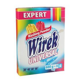 Стиральный порошок Wirek Universal (коробка) 600 г