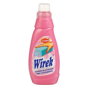 Шампунь для чистки ковров лимонный, Wirek 500 мл