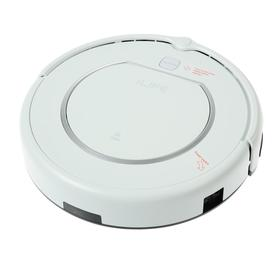 Робот-пылесос ILIFE V40, 22 Вт, сухая уборка, 0.3 л, бело/жемчужный