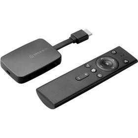 Приставка Смарт ТВ SberBox SBDV-00001, 2160p, BT5.0, Wi-Fi, HDMI, 16Гб, чёрный Ош