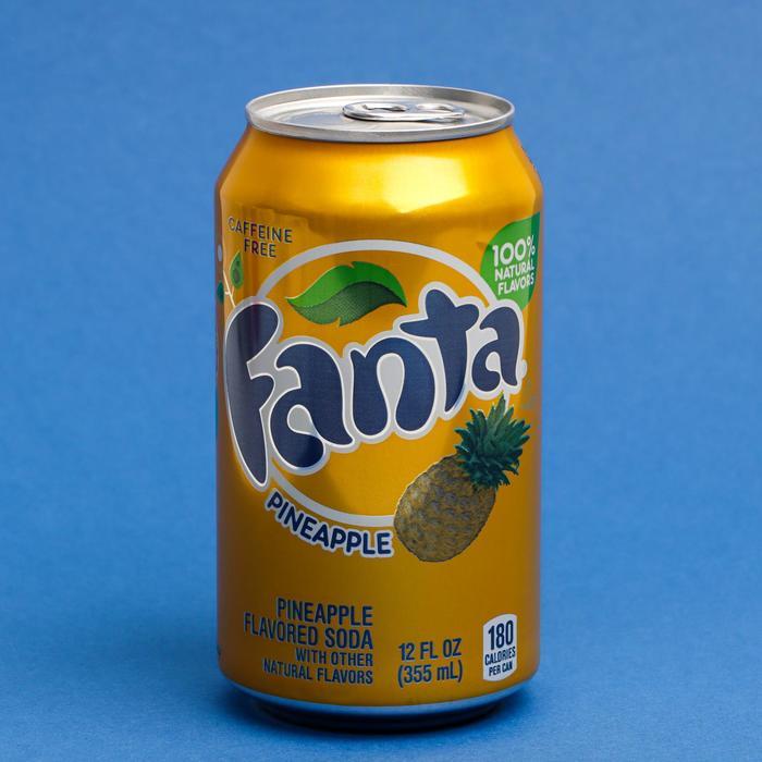 Fanta Pineapple, 355 мл