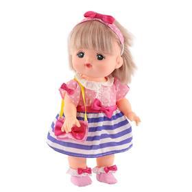 Комплект одежды «Полоска» для куклы Мелл