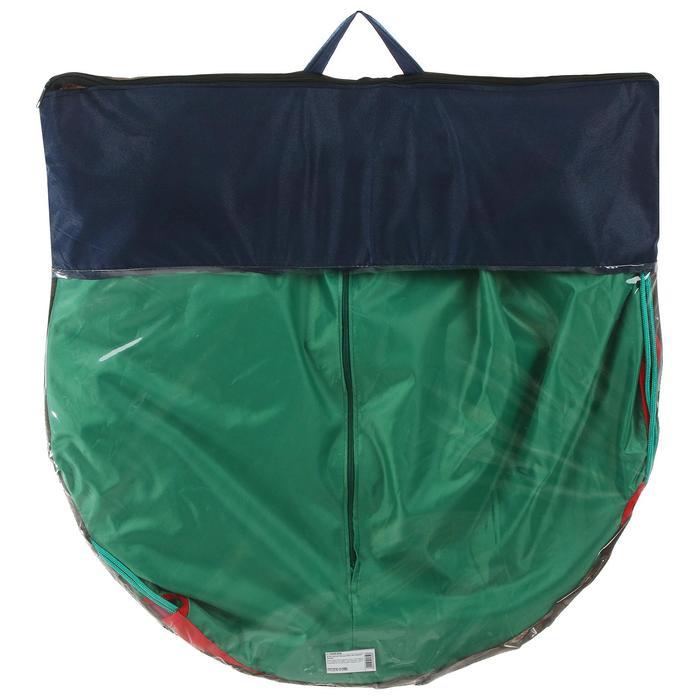 Качель-гамак детская Кенгуру d750, цвет зелёный