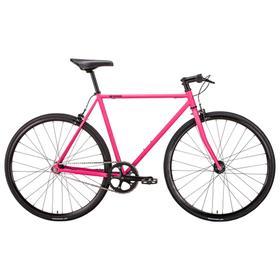 Велосипед 28' Bear Bike Paris, 2021, цвет розовый матовый, размер рамы 540мм Ош